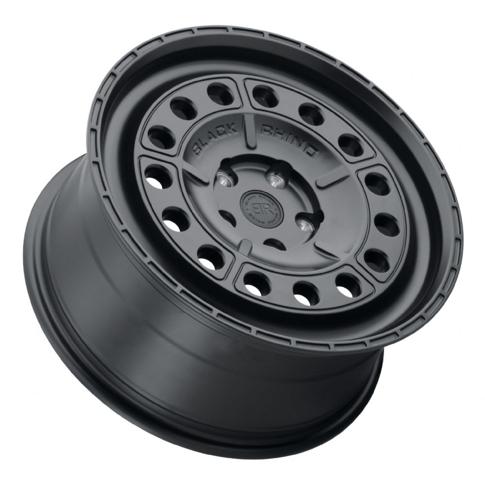 Black Rhino Wheels Unit VW Fitment Matte Black